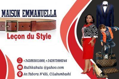 women clothing shops in Kinshasa