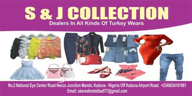 wholesale clothing shops Kaduna Nigeria